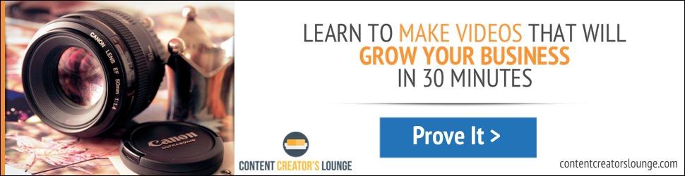 content creators lounge invite