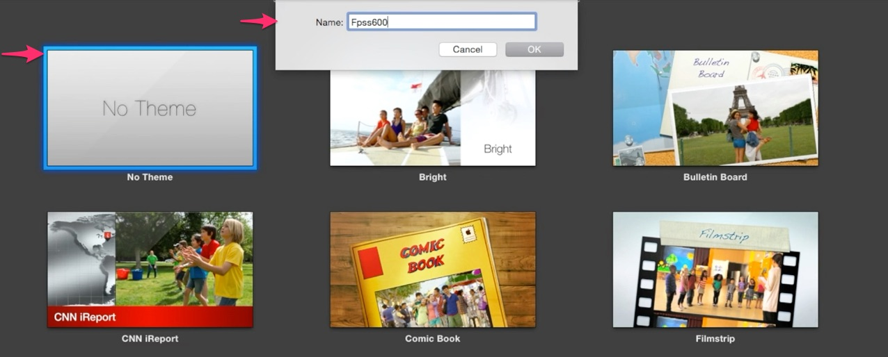 02-start-a-new-project-and-choose-no-theme-in-imovie