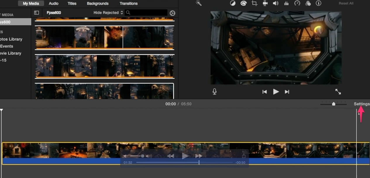 Export Your Branded Videos in 1080p with iMovie at 60FPS