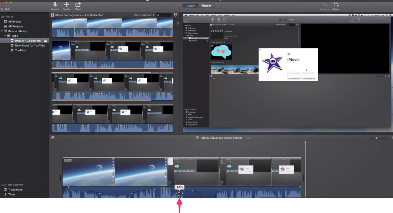 06-create-multiple-keyframes-to-allow-manual-volume-throughout-imovie-timeline