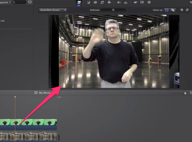 07-imovie-green-screen-footage-will-now-turn-into-a-chroma-key-with-background-as-the-image-layer