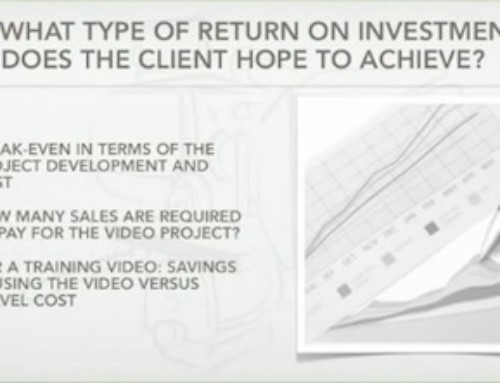 Advertising Agency- How to Sell Video Services to Clients