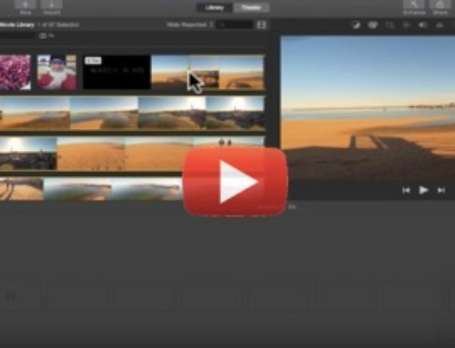 iMovie Getting Started- Full Class Lesson (45+ min)