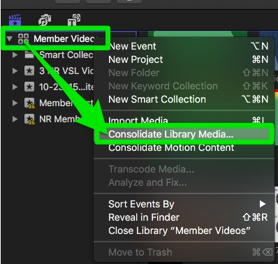 remote editing fcp x content creators lounge- final cut pro right_click_-_conslidate_library_media-business-case-analysis